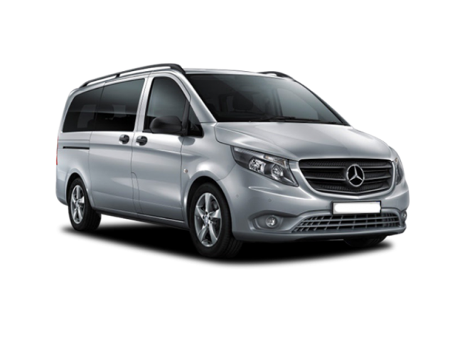 36 Euro – Mercedes Benz Vito Tourer